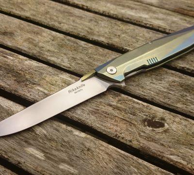 Rikeknife 1507S-GB Kwaiken