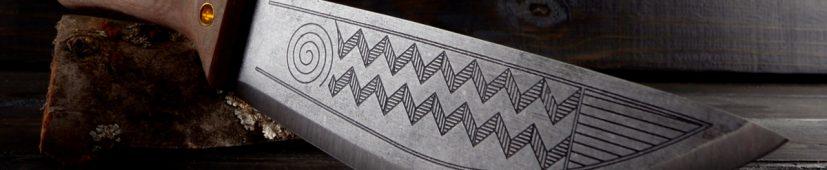 Kohlenstoffstahl für Messer