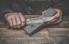Messerschärfen leicht gemacht