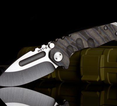 Micro Praetorian T, Medford Knife