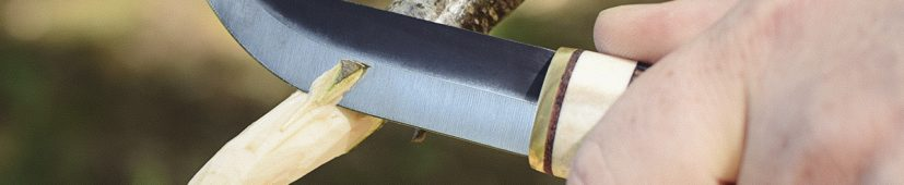 Tipps zum richtigen Schnitzen mit dem Messer